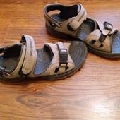 Кожаные сандали Merrell 41р. 27 см