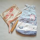 Спальник, конверт, 3-6 месяцев