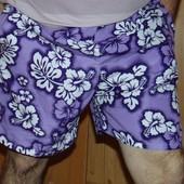 Фирменние стильние пляжние шорты шорти Sas xl-l