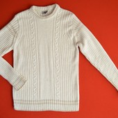 Шерстяной мужской свитер