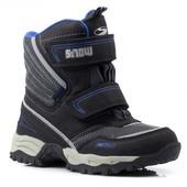 ботинки для мальчика зимние 29 30 31 размер