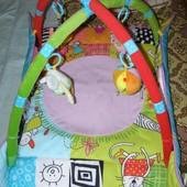 Продам детский развивающий коврик с игрушками