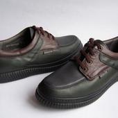Кожаные туфли Mephisto, р. 38.5– 24.5 см.