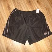 Новые шорты Umbro , размер XXL, с єтикеткой