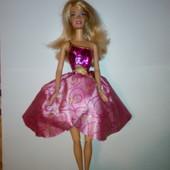 куколка барби с меняющейся юбкой