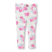 Красивые брюки для девочки childrensplace