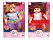 Кукла 36см 2 вида, в кор.22,0*11,5*35,0см