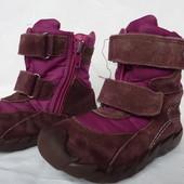 Фирменные термо ботинки Elefanten, 24 размер