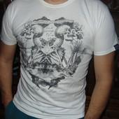Фирменная стильная футболка Penny.м .