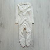 Стильный человечек для мальчика. TU. Размер 0-3 месяца. Состояние: идеальное