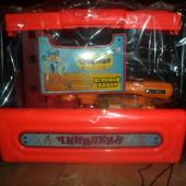 322.Tongde Набор инструментов, молоток, отверт, шурупы, ключи, в ящике