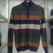 Мужской свитер AFM полоска