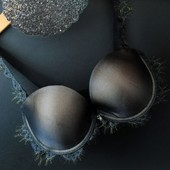 6-43 Бюстгальтер/ Черный бюстгальтер/ Сексуальное белье/ Эротическое белье
