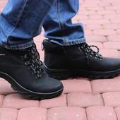 Ботинки зимние Т8906