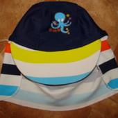 кепка для моря с защитой Rebel 6-9 мес (до 12 отлично) Она новая,есть бумажная наклейка