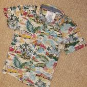 Рубашка на 5-6 лет Moonsoon