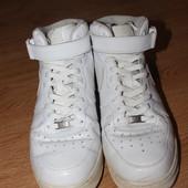Nike Air Forse кроссовки высокие найк аир форс орыгинал