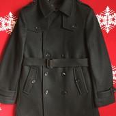 Пальто мужское драповое Mak Gardi