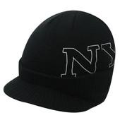 Фирменная шапка с козырьком NY,р-р универсальный 54-60,сток