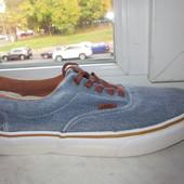 Кеды Vans джинсовые 43 р