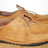 кожаные туфли 28 см
