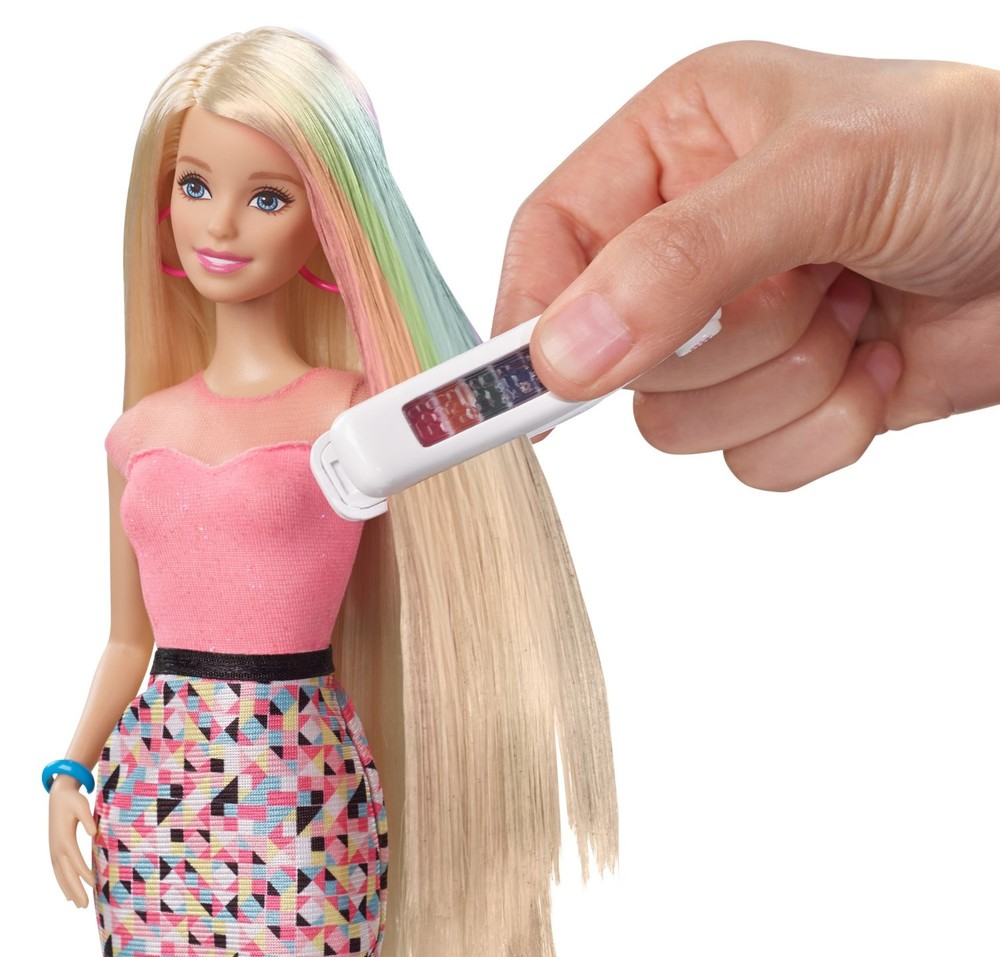 Меняем кукле 27