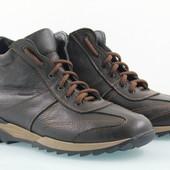зимние мужские ботинки модель:В-з 154
