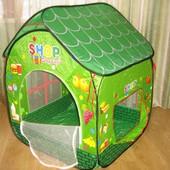 Палатка детская Магазин 106*90*82 см, (A999-168)