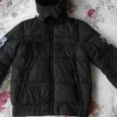 До 25.01-цена 210 грв!!! Куртка зима One by One. Рост 146-152.