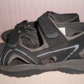 Босоножки, сандалии для мальчика Slazenger, р.35,5, Италия, Оригинал