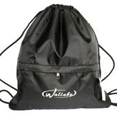 Спортивная качественная сумка - портфель (W-2827 b)