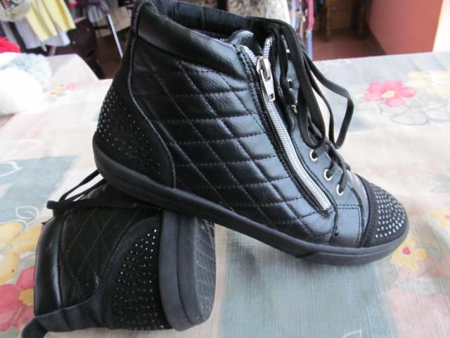 Ботинки деми женские р.38 фото №1
