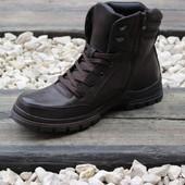 Практичные мужские ботинки