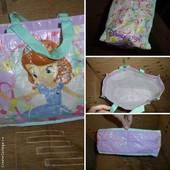 сумка сумочка детская принцесса София Дисней стори