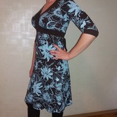 Красивое праздничное платье 36-38р