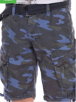 Распродажа - шорты от colin's мужские фото №6