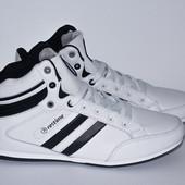 Кожаные кроссовки Restime, оригинал 41-45 размеры
