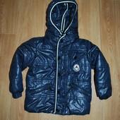 Деми курточка 2,5-4 года
