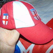 Фирменная спортивная стильная кепка England.56-58 .