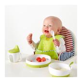 Наборы детской посуды ИКЕА . В наличии .