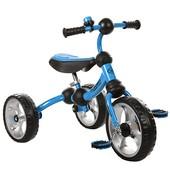 Велосипед м 3192-1 детский трехколесный Turbo Trike.колеса eva,подшипники