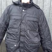 Мужская теплая зимняя куртка