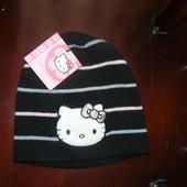 Шапочка Hello Kitty 46-48 обхват