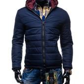 Куртка дутая мужская