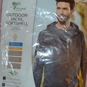 Куртка, ветровка, аутдор outdoor софтшелл размер М