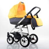 Детская коляска универсальная 2в1 Bebetto Magnum (4 цвета)