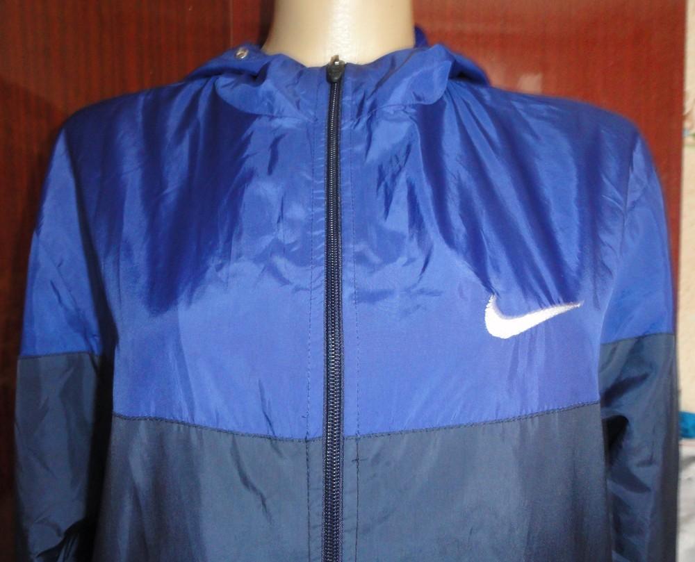 Стильная мужская ветровка Nike фото №1