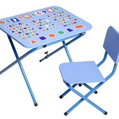 Стол-парта и стульчик