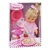 Говорящая кукла Bambolina - Крошка Нена (озв. укр.яз., 42 см, пьет, мочит подгузник, с аксессуарами)