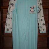 Пижама флисовая,женская, размер М, рост до 172 см